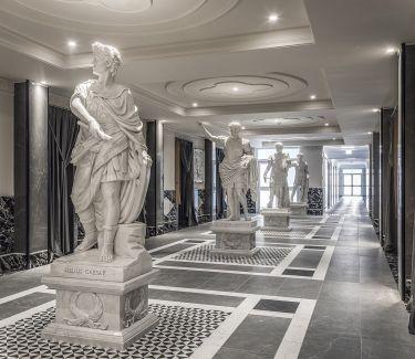 Romanae Thermal Spa Wellnesscenter Abano Grand Hotel